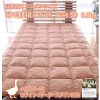 京都西川 シングルサイズ 羽毛肌掛け布団(日本製)0.3kg ハンガリー産ホワイトマザーグースダウン95%