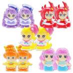 人形すくいの人形 ヒーリングっど プリキュア 各3個 計9個/ キャラクター人形 お祭り販売品 縁日