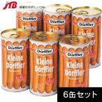 Dorffler ドフラー  ドフラー ジャーマンソーセージ6缶セット
