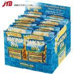 ショッピングお土産 ハワイ お土産 MAUNALOA マウナロア マカダミアナッツ塩味 32g×18袋セット お菓子  p15