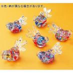 中国 お土産 ガラス文鎮金魚6個セット(中国 お土産)
