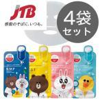 韓国 お土産 韓国 コスメ メディヒール LINEフレンズフェイスパック 4種セット 雑貨 MEDI HEAL p15
