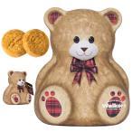 ウォーカー ベア缶 #5029 イギリス|クッキー クリスマス お菓子 詰め合わせ クリスマスプレゼント イギリス土産 2019x|ホワイトデー