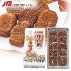 東京 お土産 お菓子 江戸祭人形焼(小) 10個入 和菓子