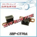 【メール便】スローブローヒューズ SBF-3273:CTタイプ・ブラウン70AMP