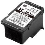 消費者還元事業 5%還元店 Canon(キヤノン) BC-345対応(顔料ブラック) リサイクルインクカートリッジ エコリカ(ecorica) ECI-C345B-V