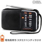 スタミナハンディラジオ RAD-H245N
