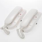 送料無料 OHM 電話型インターホン 乾電池式 OIP-91 オーム電機 07-5001