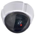 ダミーカメラ UFO 防犯 セキュリティ ステッカー付 不審者対策 OSE-P-DD2 07-8259 OHM オーム電機