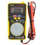 デジタルテスター 薄型_TST-TDR202 08-1289 オーム電機