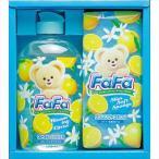 ファーファ 台所用洗剤セット  (ブルーミングシトラス) NFA-50B FaFa キッチン用洗剤&スポンジ 粗品・記念品 (17s0727-069)