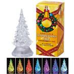 LEDクリスマスツリー(7色光)  SW-1015