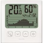 タニタ グラフ付きデジタル温湿度計 (TT-581)
