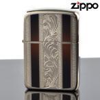 ZIPPO#1941 アラベスク エッチングプリント Niミラー仕上げ 41arb-ni (10020088) ジッポーライター