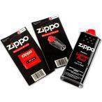 ZIPPOオプションセット(ZIPPOオイル、ZIPPOフリント、ZIPPOウィック) zippo-optionset