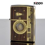 FCZP Zippo ジッポライター 1201s563 アンティークDLRカメラBS 両面加工