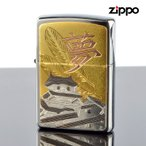 Zippo ジッポライター zp63290498 伝統工芸 彫金漢字シリーズ 夢