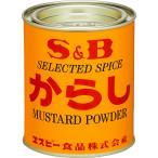 からし 200g缶 S&B SB エスビー食品