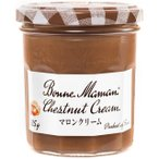 ボンヌママン マロンクリーム225G S&B SB エスビー食品