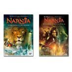 ナルニア国物語/第1章:ライオンと魔女&第2章:カスピアン王子の角笛 DVDセット
