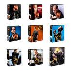 24 -TWENTY FOUR- DVD全巻(シーズン1〜8) <SEASONSコンパクト・ボックス> + リデンプション セット
