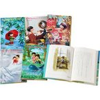児童文学創作シリーズ 「モモちゃんとアカネちゃんの本」 全6巻