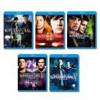 Blu-ray SUPERNATURALスーパーナチュラル  コンプリート・5タイトルセット