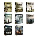 ウォーキング・デッド コンパクト DVD-BOX シーズン 1〜6 セット