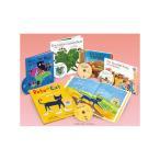 洋書 【英語の本棚】 クラスで楽しめる英語絵本セット 数・色・時間を学ぼう CDつき 全5巻
