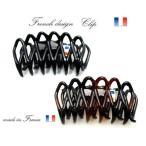 Barrette - フランス製 バンス レースバンスクリップS (7cm)