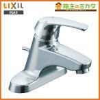 INAX LIXIL シングルレバー混合水栓 LF-B350S◆ ビーフィット 泡沫式 ポップアップ式 洗面器・手洗器用水栓金具 蛇口 リクシル