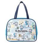 ビーチバッグ ボストン ドラえもん ロゴ (A1686/81697-3) プールバッグ プールカバン 水着バッグ プール袋 プール用品/スイミング 水泳 海水浴/子供 幼児 キッ…