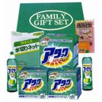 (贈り物好適品)(10%割引)(花王)アタック洗剤ファミリーギフトセットAFF-25