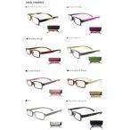 ネックリーダーズ 老眼鏡 neck readers 使わない時には首に掛けられるリーディンググラス PCメガネ 送料無料