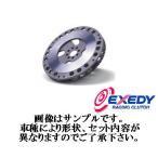 C エクセディ レーシング フライホイール 三菱 ランサー エボリューションVIII CT9A LANCER EVOLUTION8 RACING FLYWHEEL EXEDY