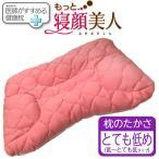 ショッピング西川 東京西川 医師がすすめる健康枕 もっと寝顔美人 低〜とても低め 56×40cm EI9203SL EIA6559203