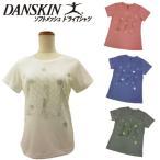 ダンスキン DANSKIN レディース ドライメッシュ 半袖Tシャツ DB76261T