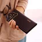 長財布 レディース 財布 さいふ サイフ 小銭入れあり ギフト おすすめ 大容量 大人 女性用 春財布 運気 財布 ラウンドファスナー  かわいいsf16