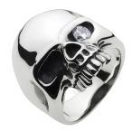シルバーリング ドクロ スカルリング メンズ 指輪 メンズリング