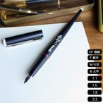 ロットリング/ アートペン カリグラフィー用 スケッチング用 レタリング用 190344 EF F B M 1.1 1.5 1.9 2.3