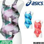 アシックス asics 競泳水着 レディース 練習用 レギュラー リピーテクス3 競泳練習水着 2020年秋冬モデル 2162A219