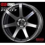ENKEI(エンケイ) PerformanceLine PF07 18×9.5J PCD114/5 +25 ボア径:75φ カラー:ダークシルバー 注)ホイール1枚です