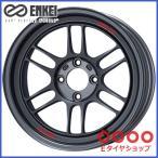 ENKEI(エンケイ) Racing RPF1RS 15×8.0J PCD100/4 +28 ボア径:75φ カラー:MDG(マットダークガンメタリック) 注)ホイール1枚です
