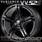 【ご予約受付中!】 レイズ ヴェリエンス V.V.5.2S 20×8.5J PCD108/5H オフセット:45 ハブ径:φ63.4 RAYS/VARIANCE 注:ホイール1枚価格です