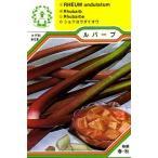 【DM便可】ハーブ・西洋野菜の種 「ルバーブ」