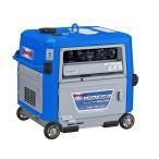 送料無料   (沖縄・離島のぞく)デンヨー 小型ガソリンエンジン溶接・発電機 GAW-150ES2 ガソリンエンジン溶接機+発電機 ウェルダー
