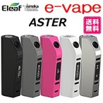 Eleaf ASTER TC MOD+SonyVtc5バッテリー中身はiStick Pico
