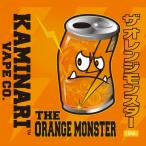 ザ オレンジモンスター 15ml【KAMINARI VAPE CO.】カミナリ ベープ シーオー