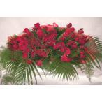 サムライ・赤バラ100本の花束
