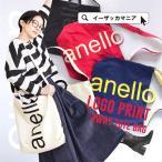 トートバッグ ショルダーバッグ レディース アネロ anello A4 鞄 バッグ キャンバス ロゴ オシャレ 個性的 秋 冬 新作